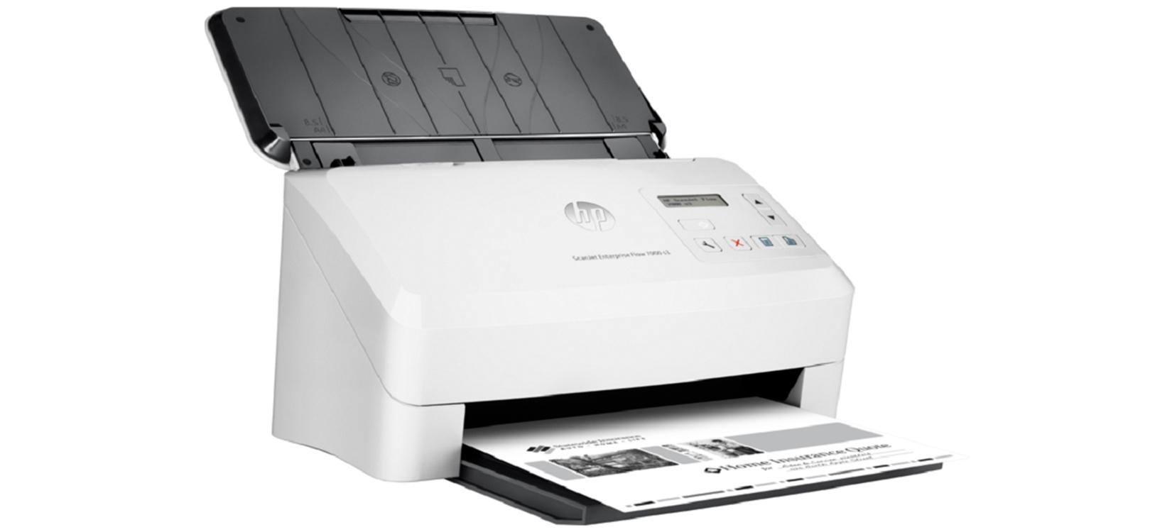 Máy quét HP Digital Sender Flow 8500 fn2 6