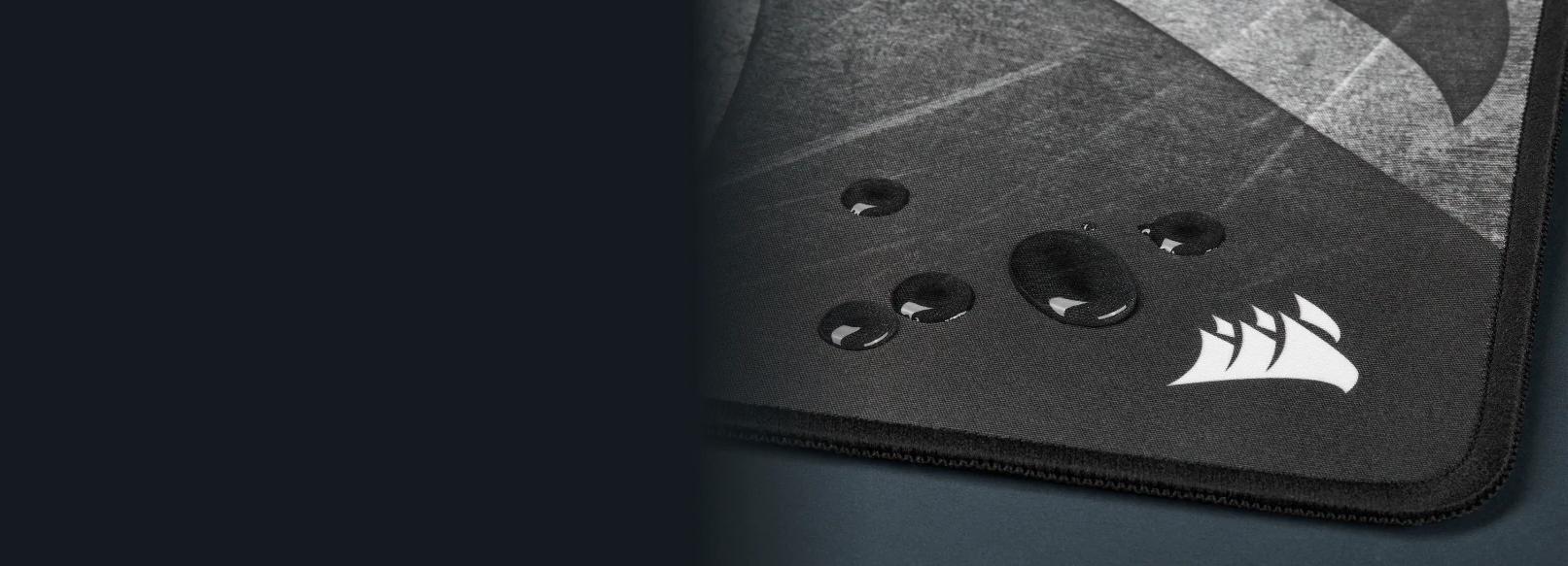 Bàn di chuột Corsair MM350 Spill-Proof Extended 930 x 400 x 5mm CH-9413571-WW  có thể chống nước, bền bỉ