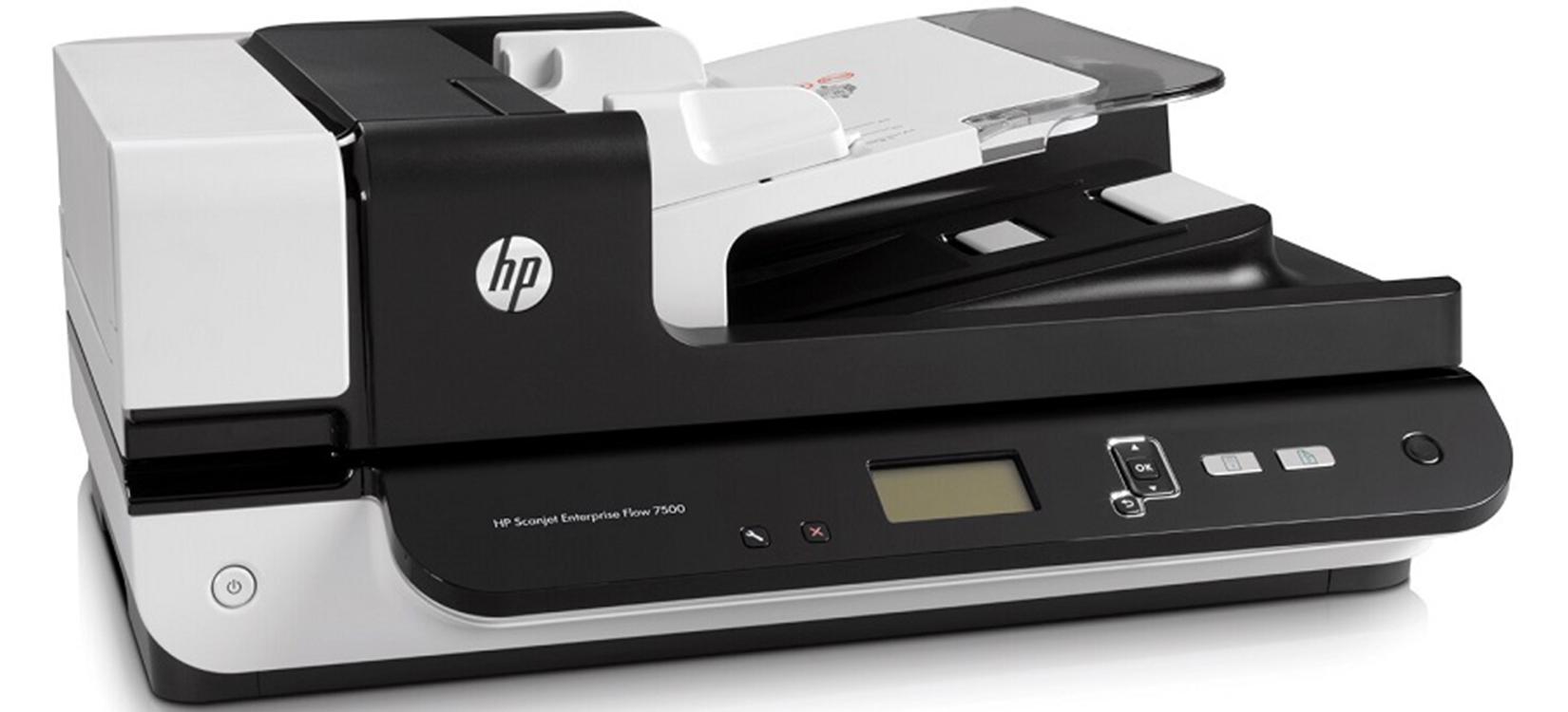 Scanner HP ENT7500-3
