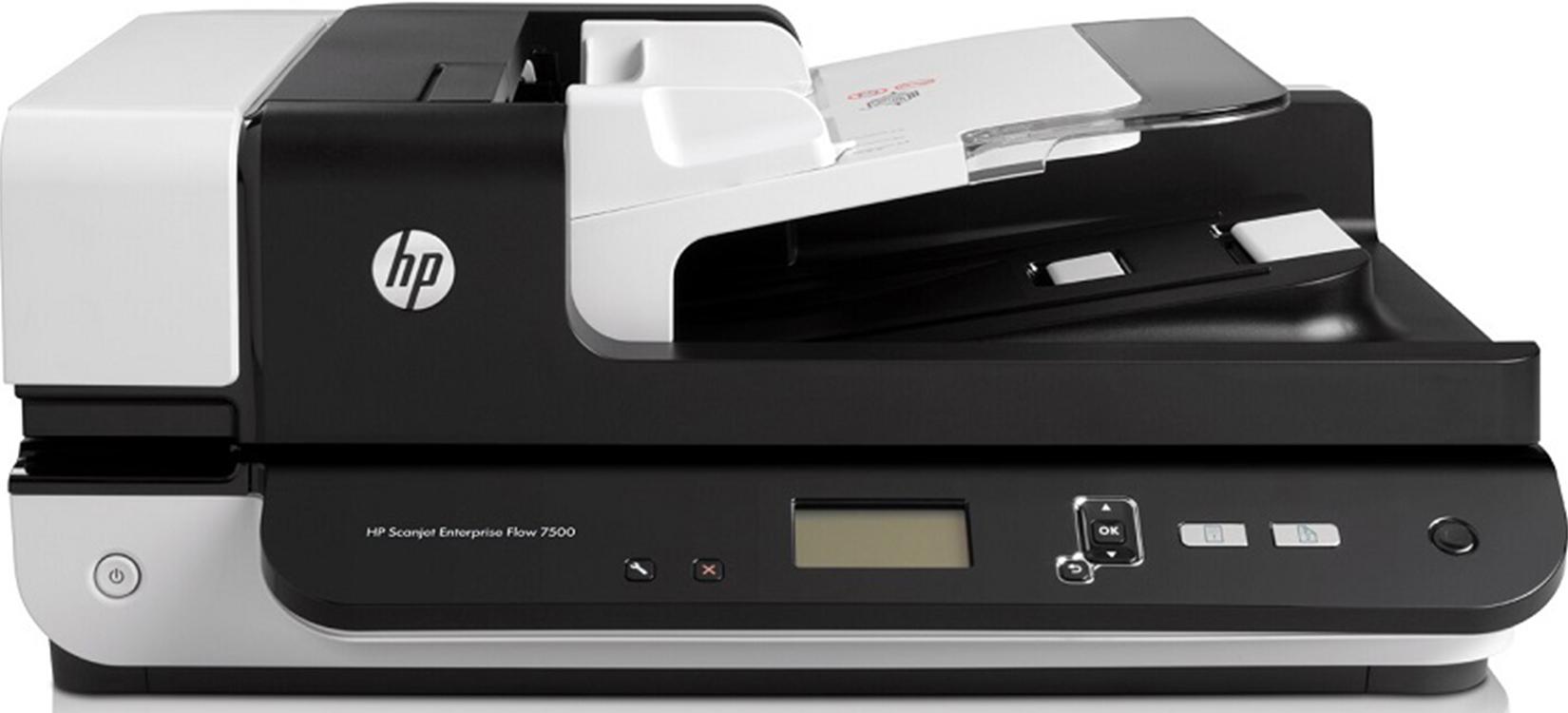 Scanner HP ENT7500_2