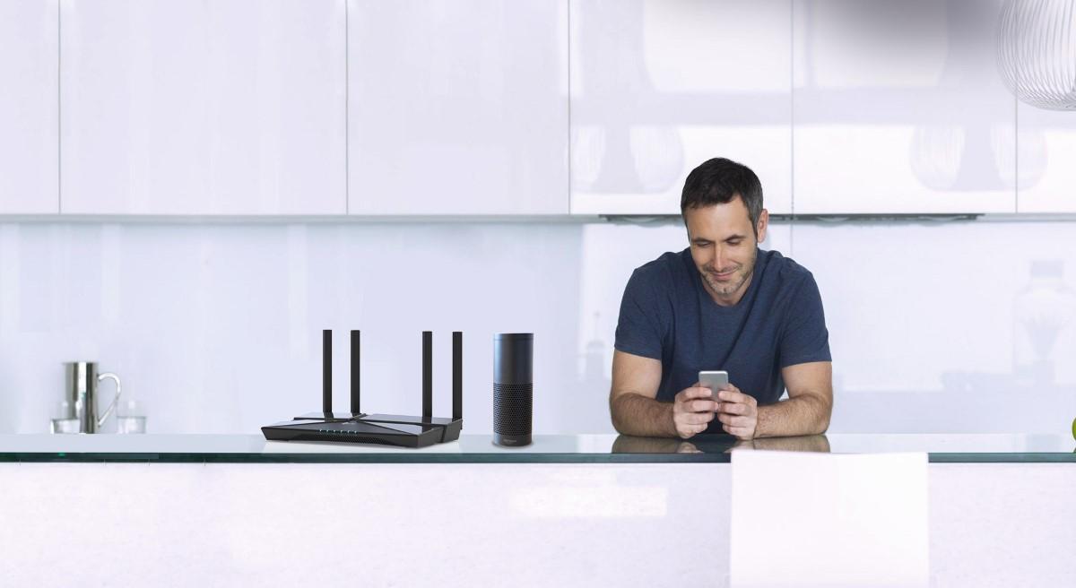 Bộ phát wifi TP-Link Archer AX50 Wifi 6, AX3000 9