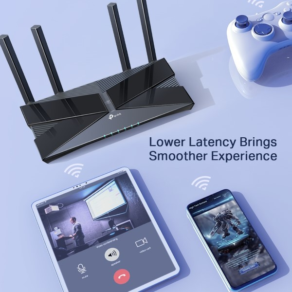 Bộ phát wifi TP-Link Archer AX50 Wifi 6, AX3000 4