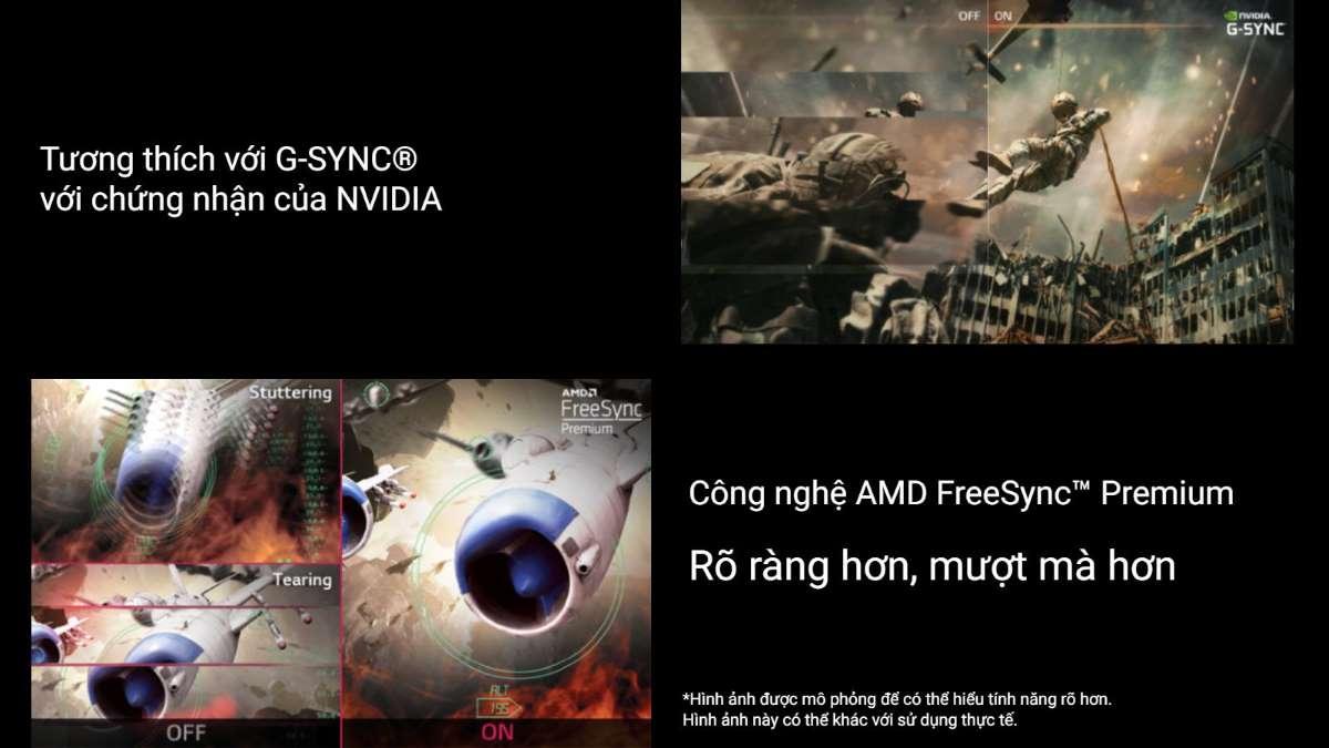 Màn hình LG 32GN500-B free sync