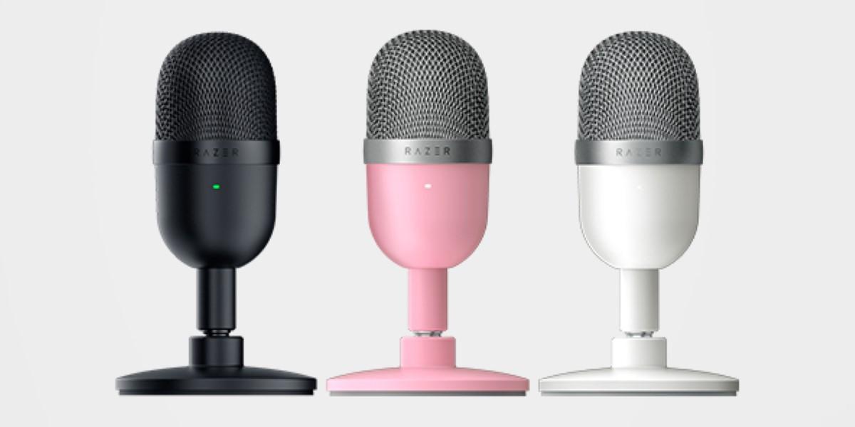 Microphone Razer Seiren Mini Mercury 8