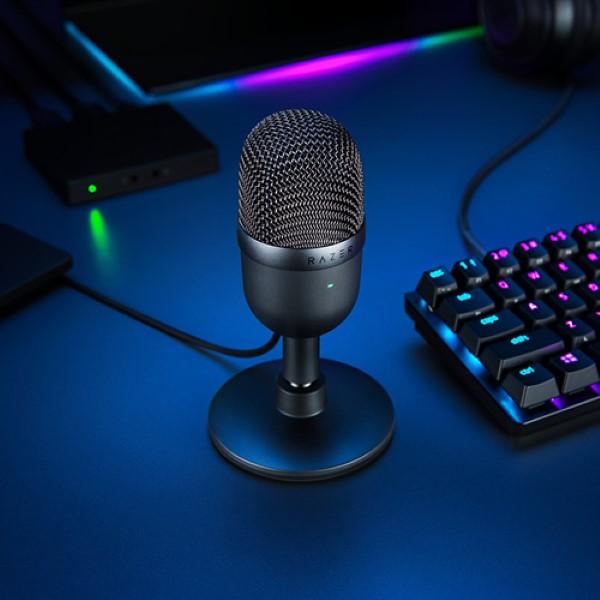 Microphone Razer Seiren Mini Mercury 7