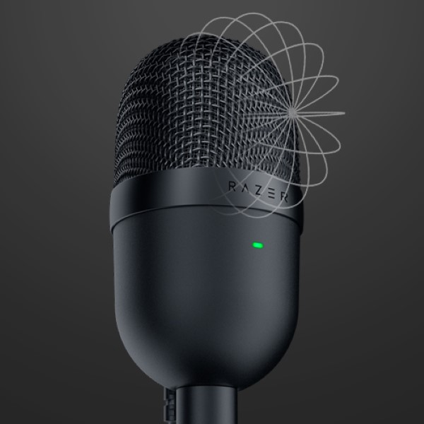 Microphone Razer Seiren Mini Mercury 2