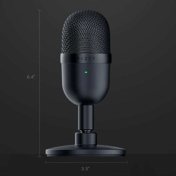 Microphone Razer Seiren Mini Mercury 4