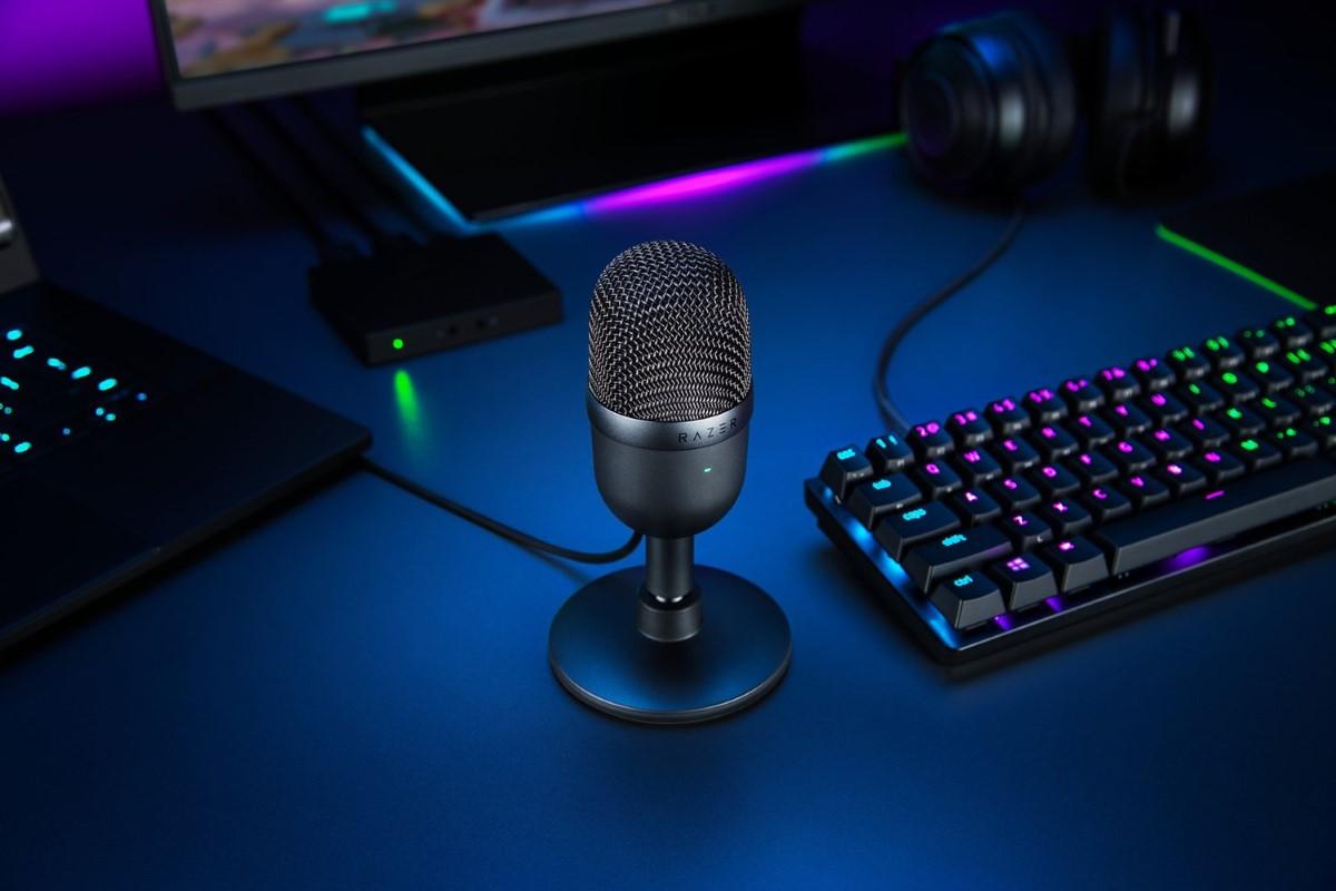 Microphone Razer Seiren Mini Mercury 1