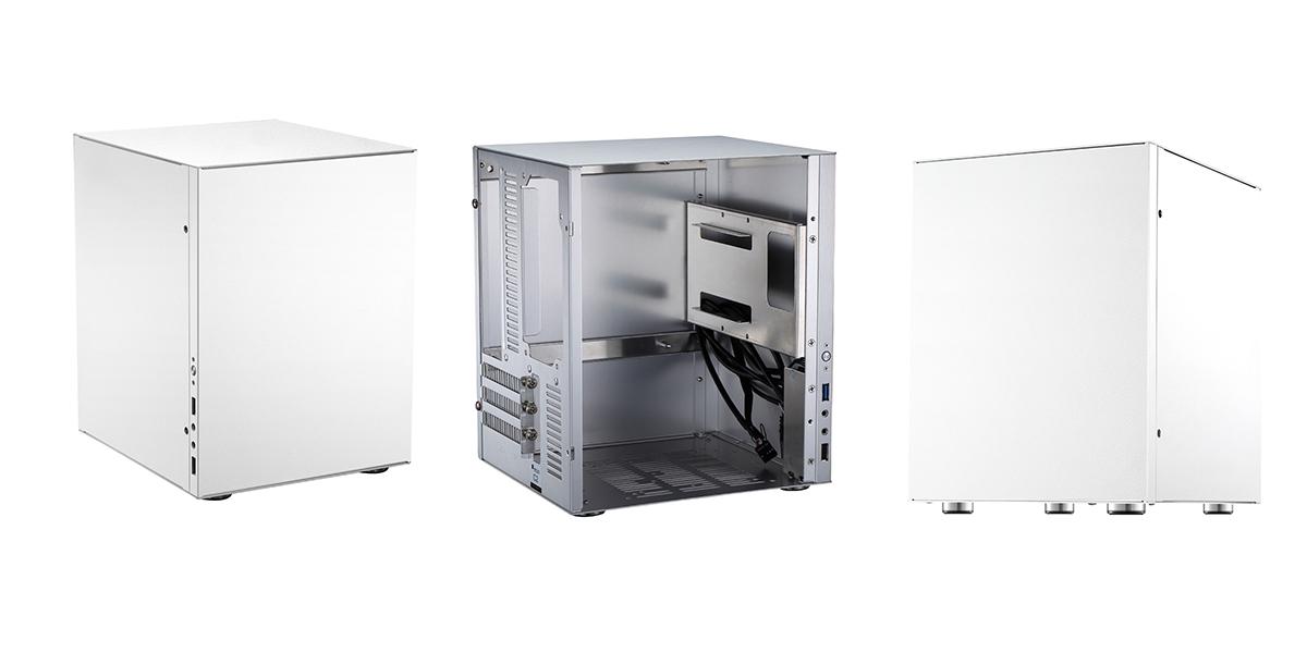 Vỏ Case Jonsbo C2 White (Mini Tower/Màu Trắng) giới thiệu