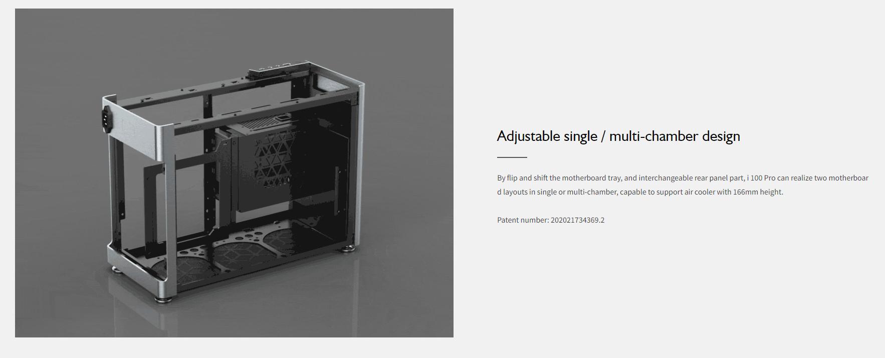 Case JonsboPlus  i100-G Silver  (Mini Tower/Màu Bạc) giới thiệu 16