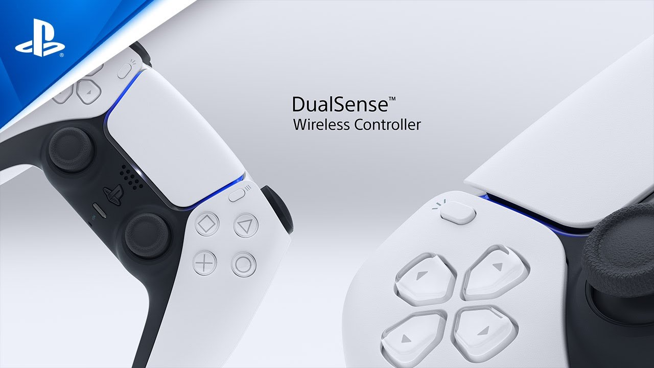 Giới thiệu Tay cầm chơi Game Sony PS5 DualSense
