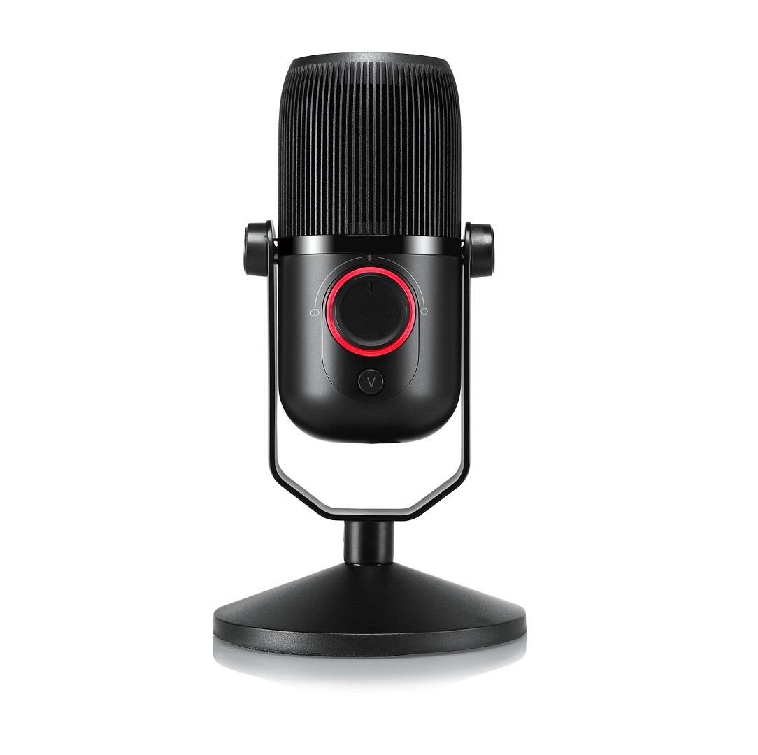 Microphone Thronmax Mdrill ZeroPlus Jet Black 1