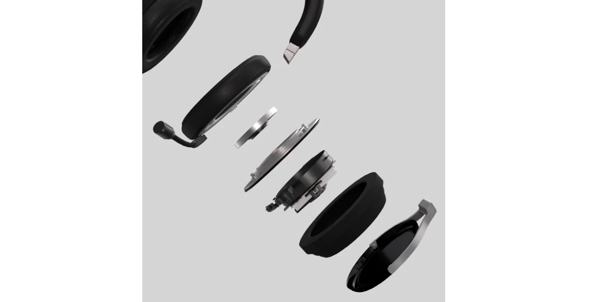 Tai nghe không dây Corsair Virtuoso RGB SE Espresso - CA-9011181-AP có chất lượng âm thanh cao cấp