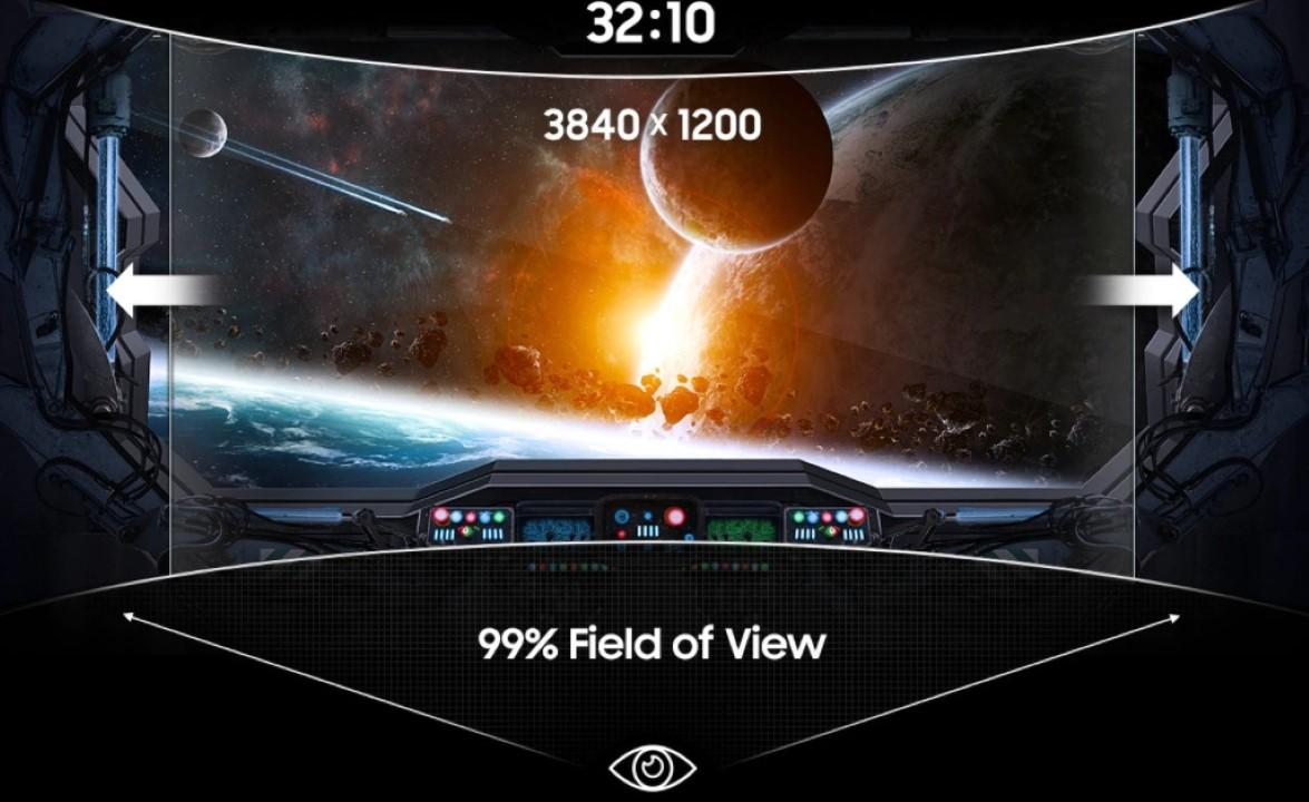 Màn hình Samsung LC43J890DKEXXV-1