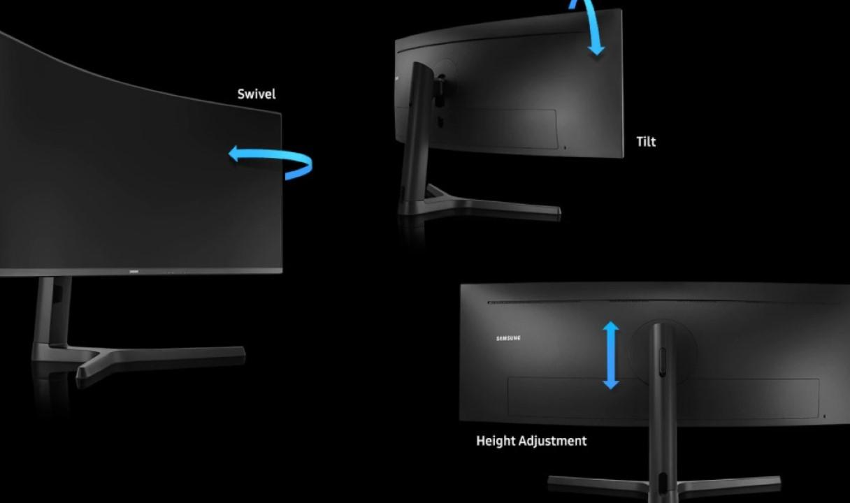 Màn hình Samsung LC43J890DKEXXV-10