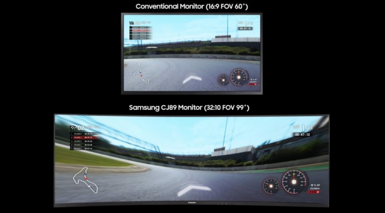 Màn hình Samsung LC43J890DKEXXV-2