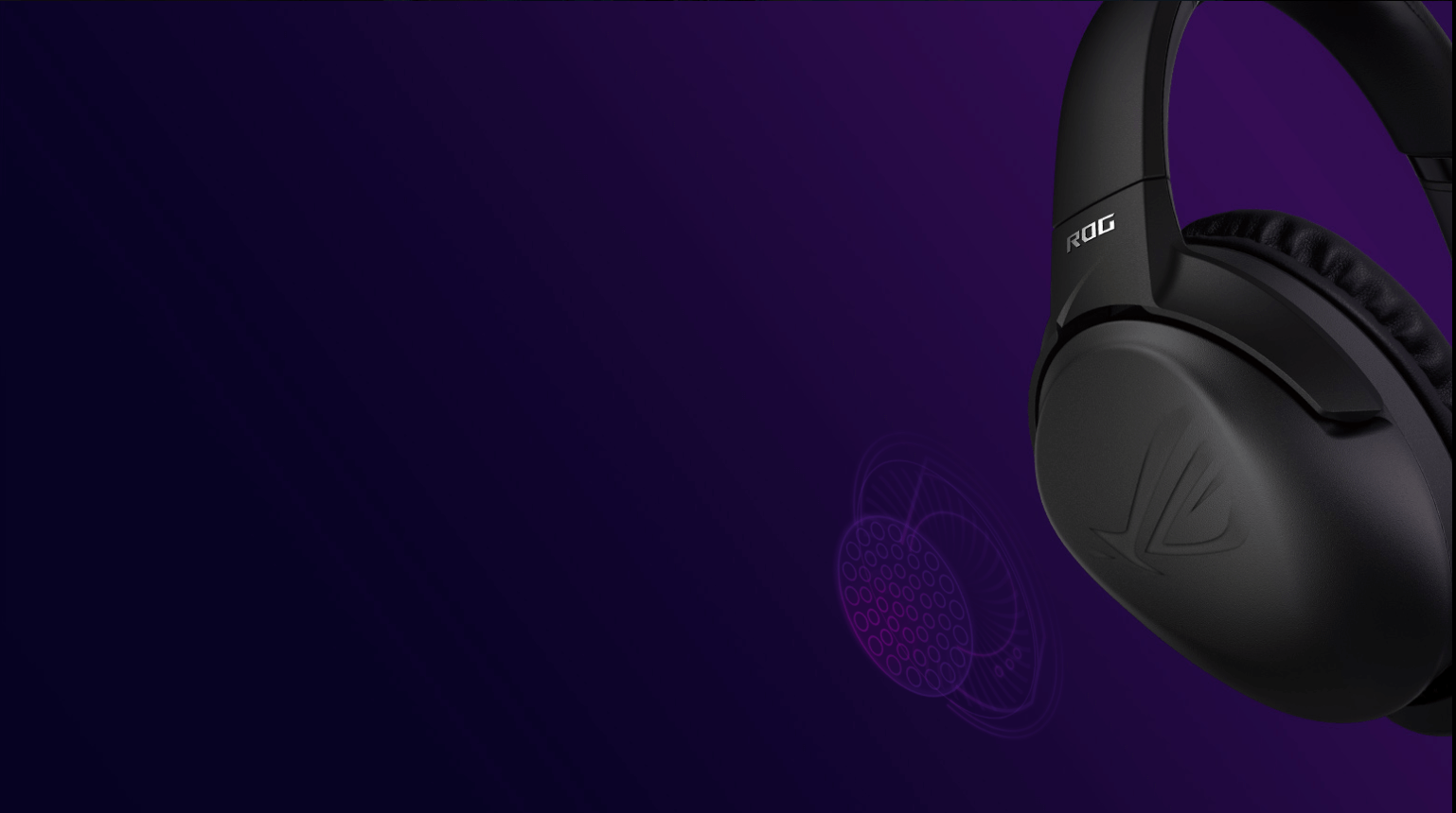 Tai nghe Asus ROG STRIX GO Core có chất lượng âm thanh cao cấp