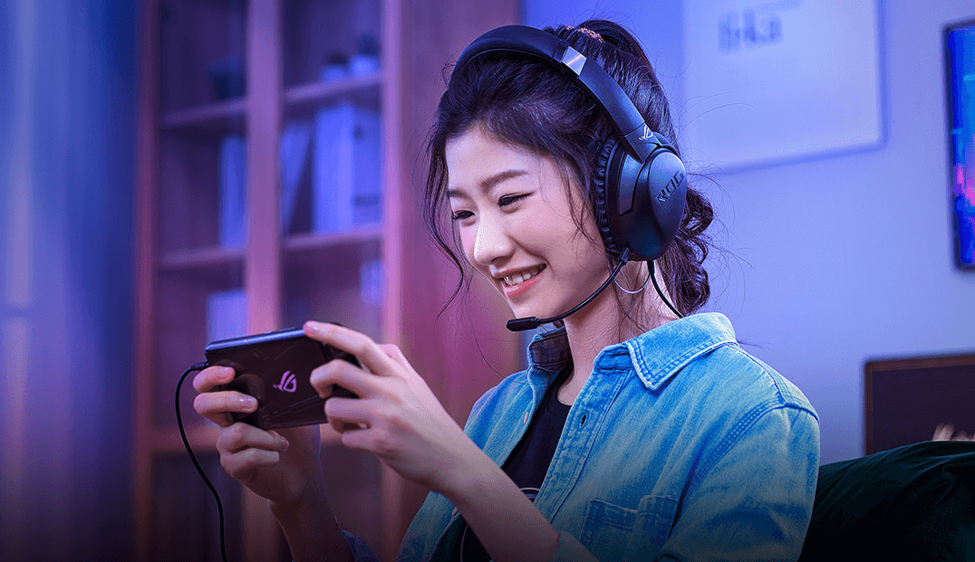 Giới thiệu Tai nghe Asus ROG STRIX GO Core
