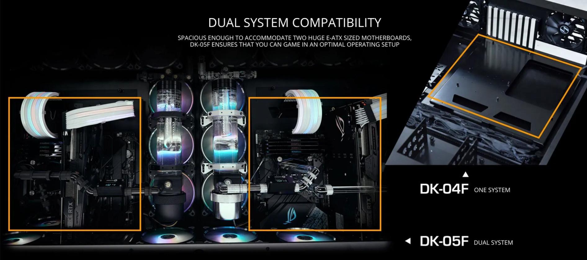Bàn Gaming Desk Lian-Li DK-05FX giới thiệu 13