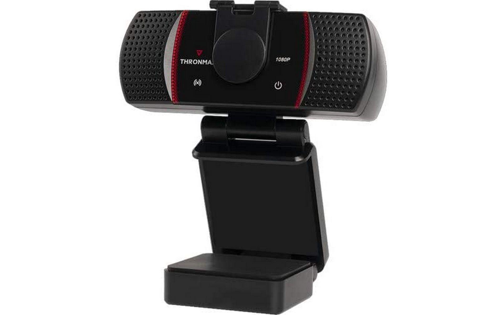 Webcam Thronmax X1 STREAM GO 1080P trang bị micro kép