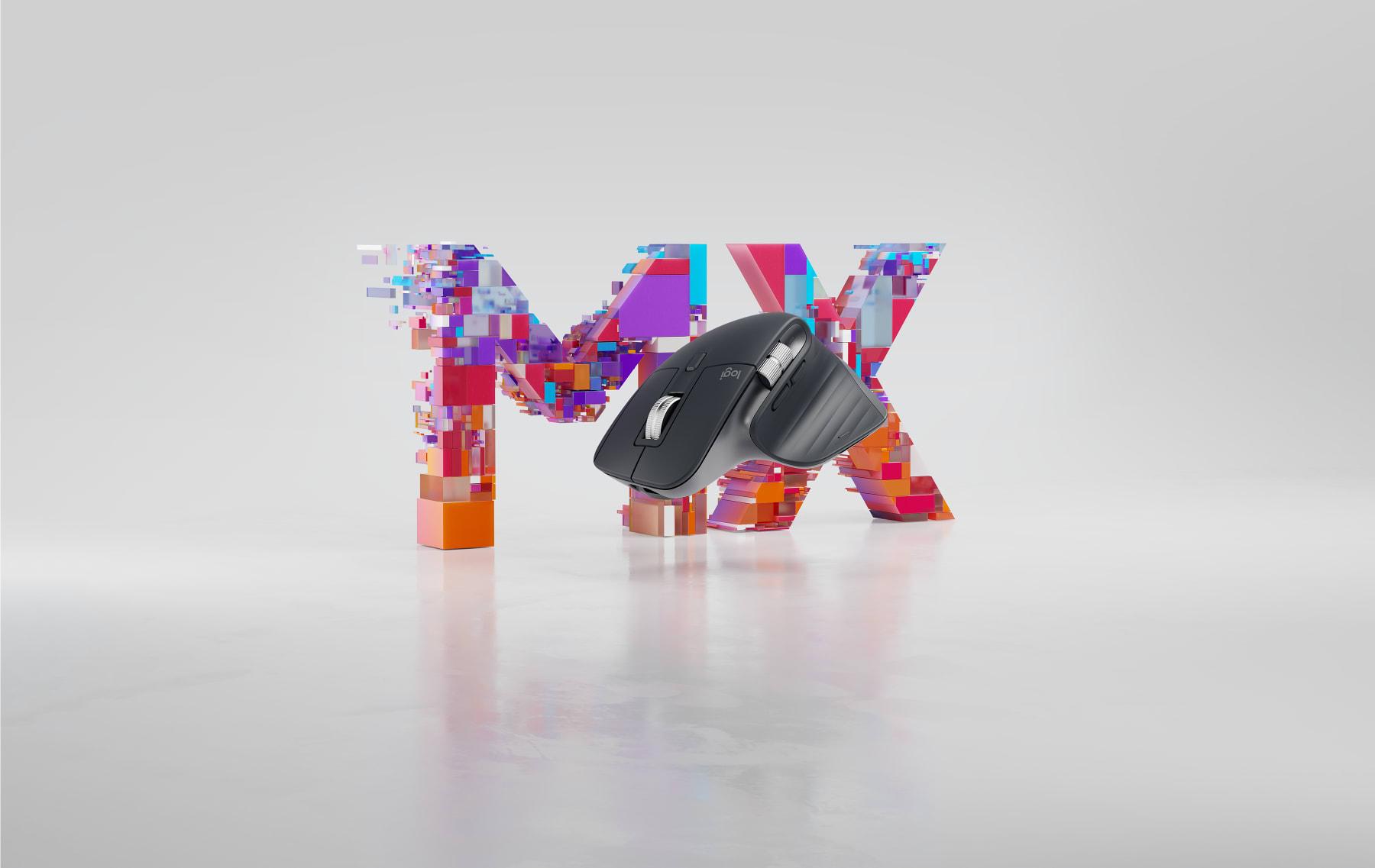Giới thiệu Chuột không dây Logitech MX Master 3 (USB/Bluetooth/Đen)