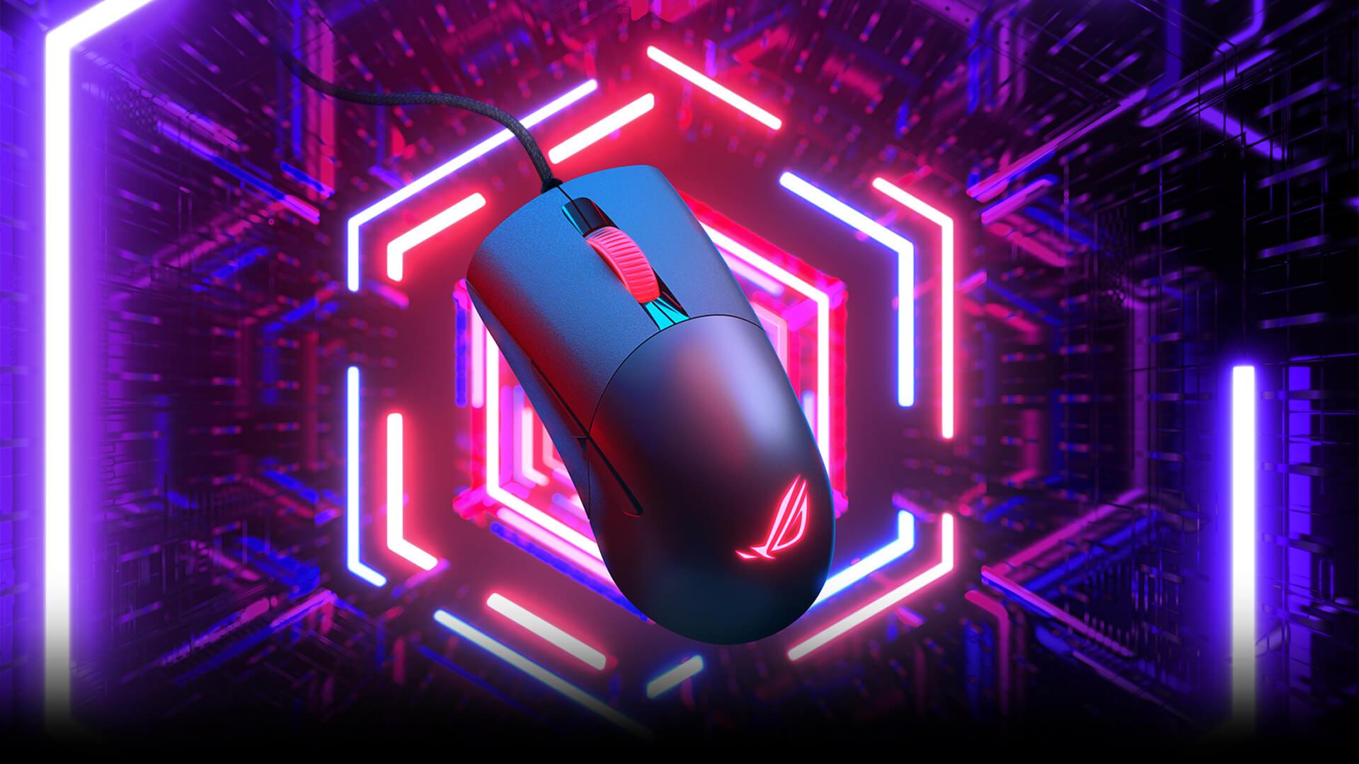 Giới thiệu Chuột Asus ROG Keris (USB/RGB/màu đen)