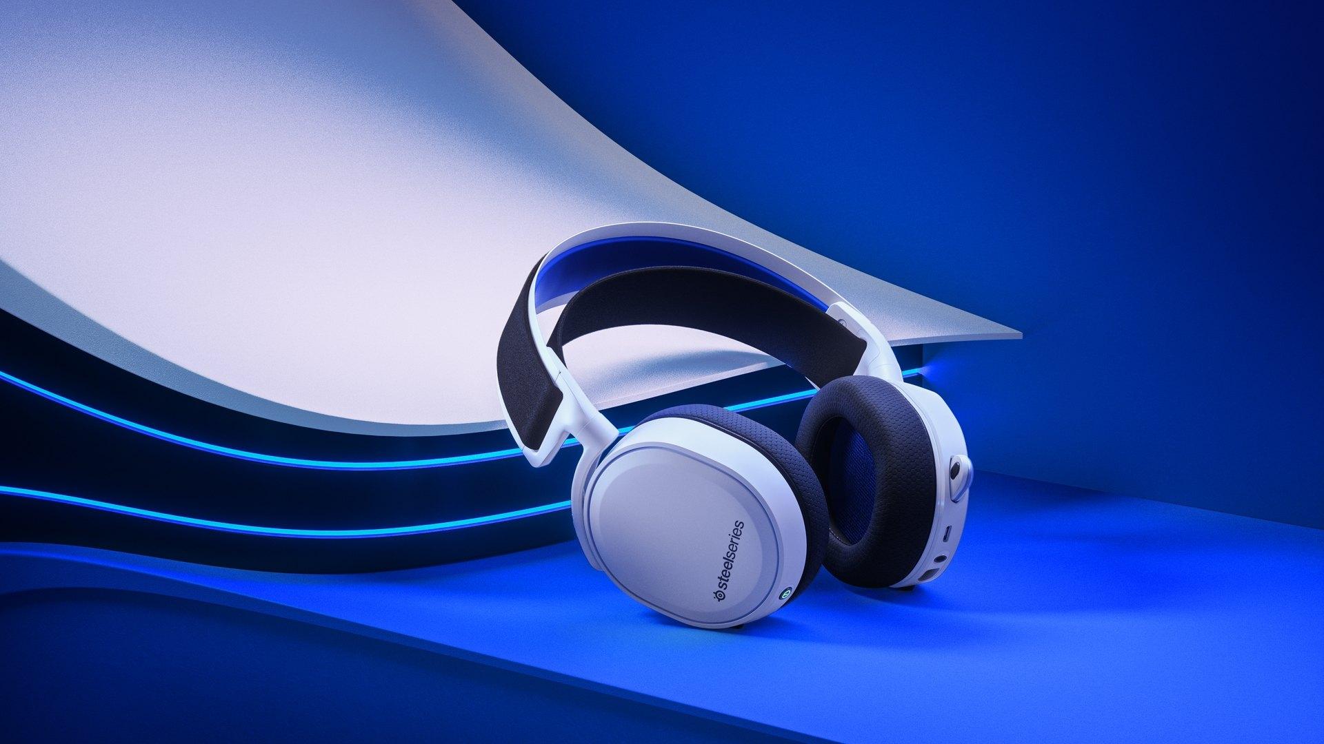 Giới thiệu Tai nghe Steelseries Arctis 7P White WL HS-00021 - 61467