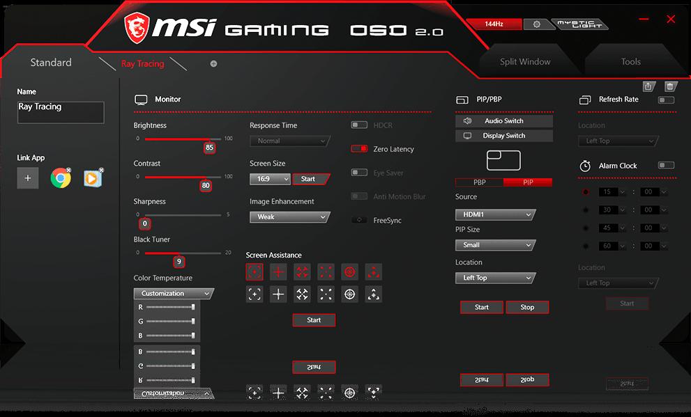 Màn hình MSI Optix MAG251RX-3