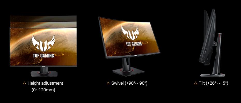 Màn hình Asus VG259Q chân đế