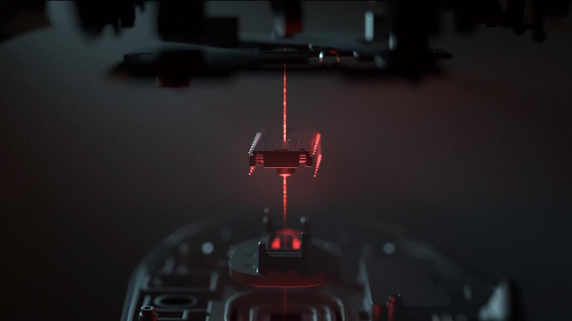 Chuột chơi game Razer Viper 8KHz (USB/RGB/Đen) (RZ01-03580100-R3M1) trang bị mắt cảm biến focus+ cao cấp