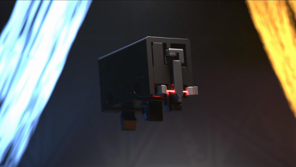 Chuột chơi game Razer Viper 8KHz (USB/RGB/Đen) (RZ01-03580100-R3M1) sử dụng switch bấm quang học cao cấp