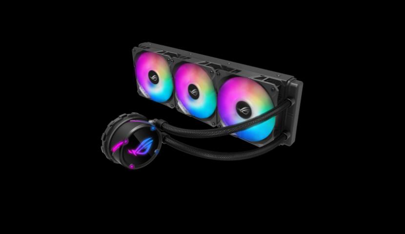 Tản nhiệt nước Asus ROG STRIX LC 360 RGB giới thiệu
