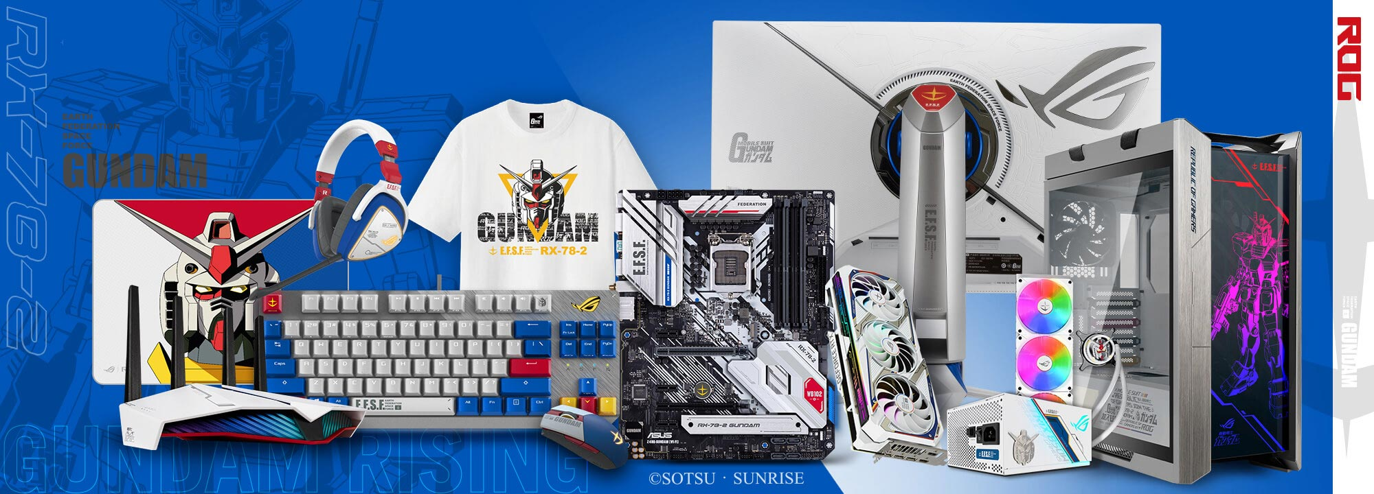 Giới thiệu Tai nghe Asus ROG Delta Gundam LTD