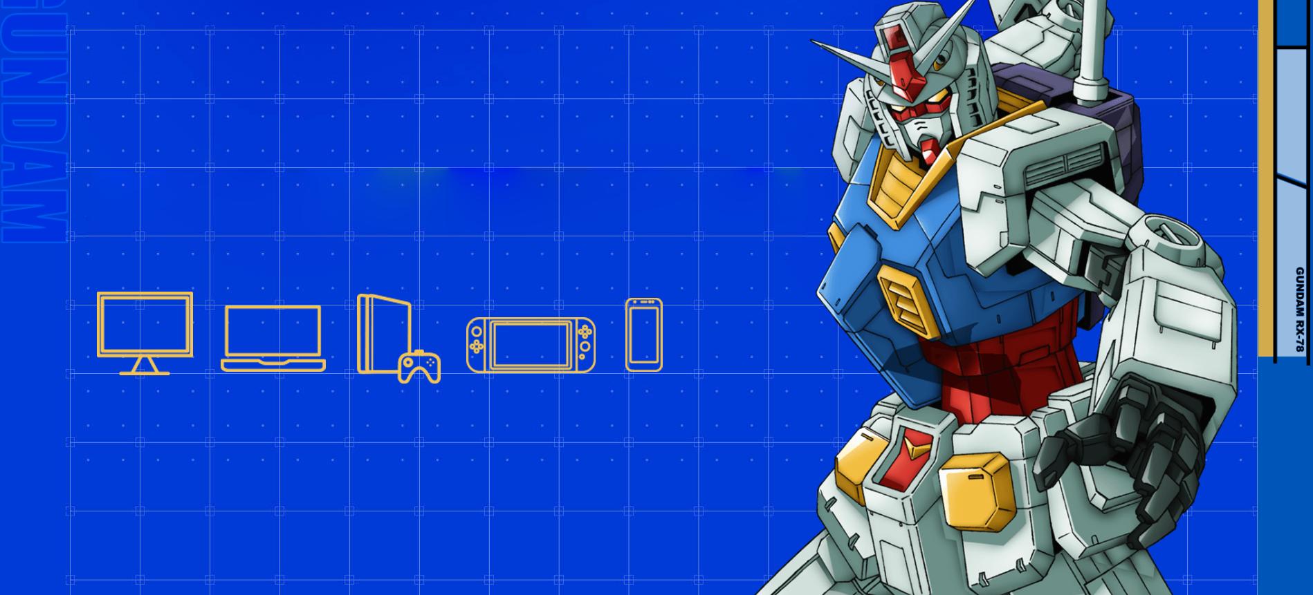 Tai nghe Asus ROG Delta Gundam LTD tương thích với nhiều nền tảng