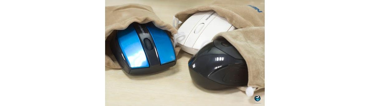 Chuột Newmen F280 Optical Wireless tương thích với nhiều thiết bị