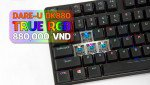 DAREU DK880 - BÀN PHÍM CƠ LED CHUẨN RGB ĐẸP NHẤT DƯỚI 1 TRIỆU ĐỒNG?