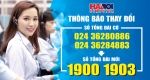 Thông báo về việc thay đổi số điện thoại Tổng đài tư vấn và hỗ trợ khách hàng