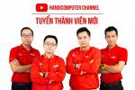HANOICOMPUTER TUYỂN DỤNG 02 MC / REVIEWER & 02 CAMERAMAN / VIDEO EDITOR