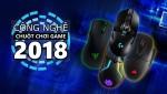 TỔNG HỢP NHỮNG CÔNG NGHỆ NỔI BẬT CỦA CHUỘT CHƠI GAME TRONG NĂM 2018