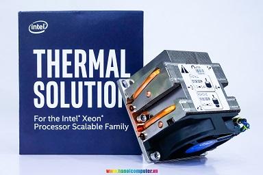 TẢN NHIỆT DÀNH CHO CPU INTEL XEON SCALABLE TUYỆT PHẨM NHỎ GỌN HIỆU NĂNG CAO