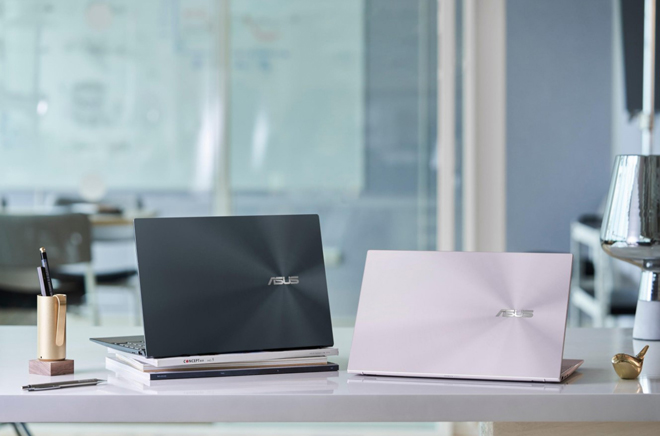 Asus trình làng laptop 13.3 và 14 inch mỏng nhất thế giới