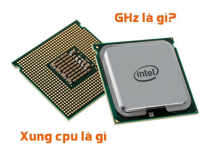 Xung nhịp CPU là gì?