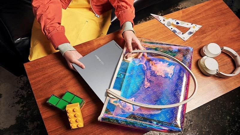 VivoBook Flip 14 TP470 – Hiệu năng tuôn trào, xoay gập cá tính