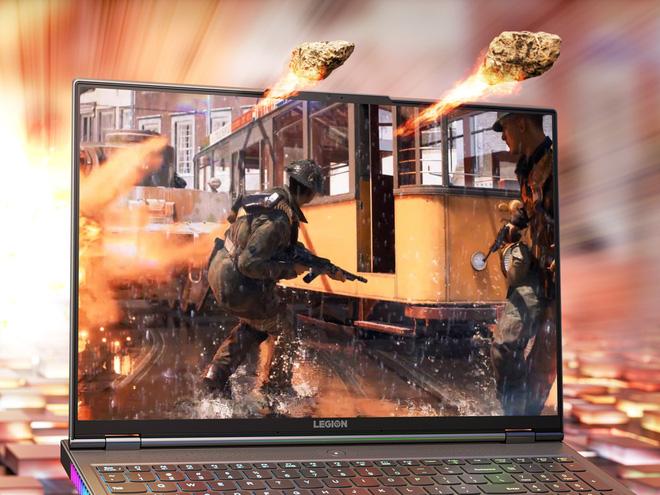 Lenovo ra mắt Legion 7: Laptop cao cấp dành cho game thủ, chạy Ryzen 9 5000 series, NVIDIA RTX 3080, màn hình 165Hz, giá 52 triệu đồng