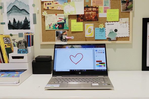 HP Pavilion x360 14: Laptop cho các bạn sinh viên năng động