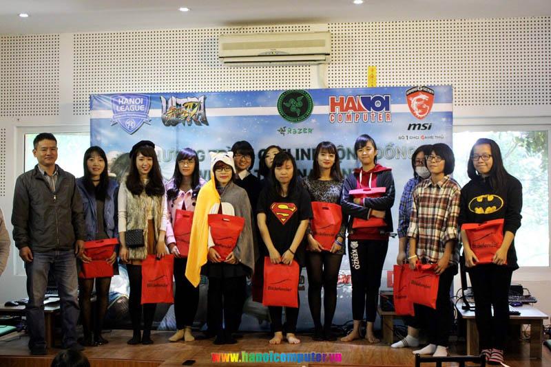 Những Hình Ảnh Giải Đấu WINTER GIRL 2015 Bộ Môn ULTRA STREET FIGHTER 2015