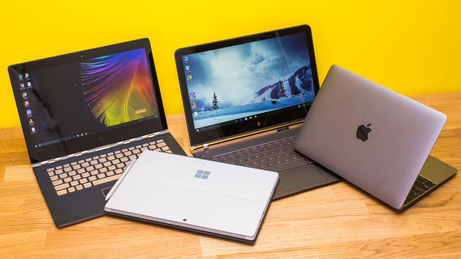 Laptop nào đáng mua nhất hiện nay?