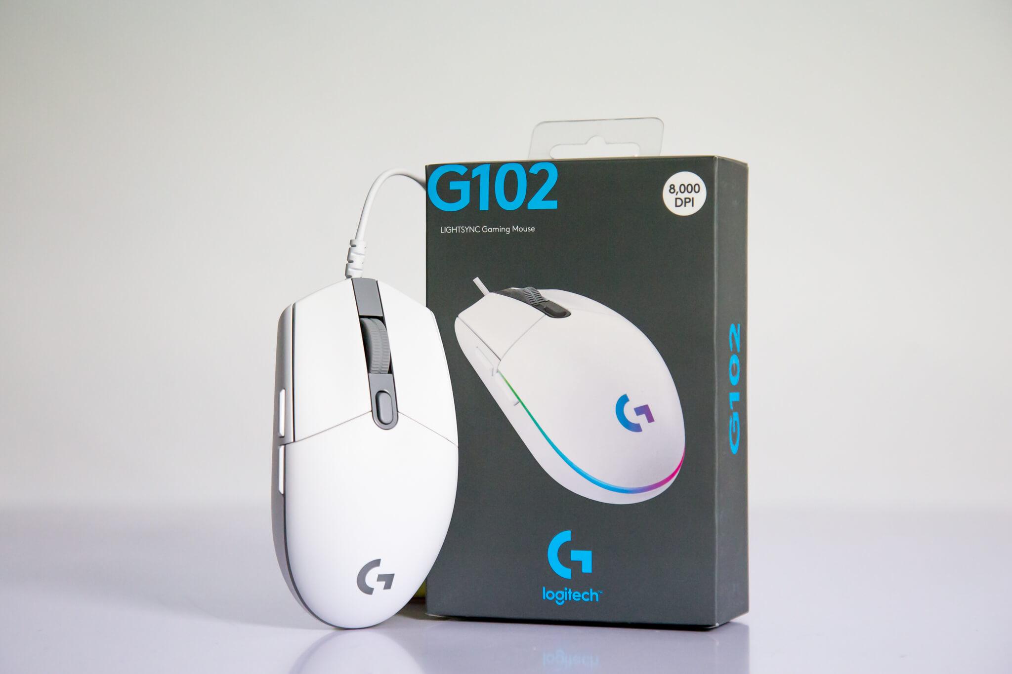 Đủ 3 tiêu chí ngon - bổ - rẻ, Logitech G102 Lightsync là chuột chơi game đỉnh nhất cho học sinh, sinh viên