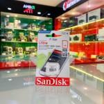 Thẻ Nhớ SanDisk microSD Ultra 32GB Class 10 SDSQUNR-032G-GN3MN
