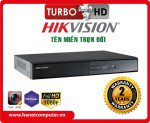 Đầu ghi16 kênh TVI Hikvision DS-7216HQHI-F2/N